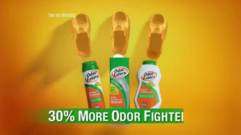 Odor-Eaters TV Spot, 'Super Powers' - Thumbnail 8
