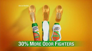 Odor-Eaters TV Spot, 'Super Powers' - Thumbnail 9