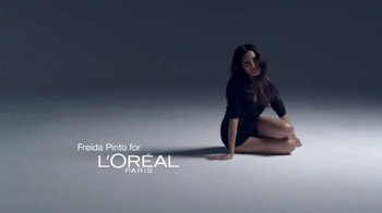 L'Oreal Paris True Match TV Spot, Featuring Frieda Pinto