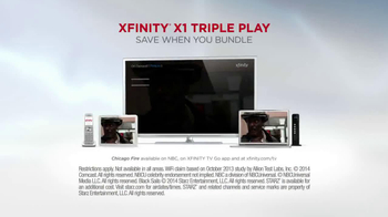Xfinity X1 Triple Play TV Spot, 'Real People' - Thumbnail 9