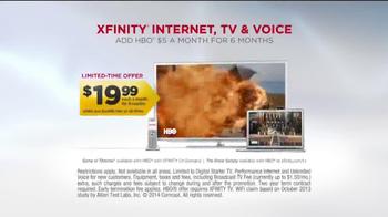 Xfinity TV Spot, 'Right Now' - Thumbnail 5