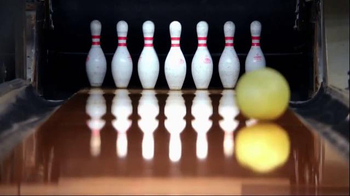 Mitsubishi Electric TV Spot, 'Bowling Alley' Featuring Fred Couples - Thumbnail 1