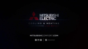 Mitsubishi Electric TV Spot, 'Bowling Alley' Featuring Fred Couples - Thumbnail 10