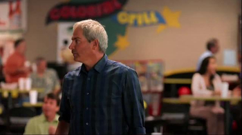 Mitsubishi Electric TV Spot, 'Bowling Alley' Featuring Fred Couples - Thumbnail 2