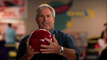 Mitsubishi Electric TV Spot, 'Bowling Alley' Featuring Fred Couples - Thumbnail 3