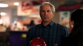 Mitsubishi Electric TV Spot, 'Bowling Alley' Featuring Fred Couples - Thumbnail 4