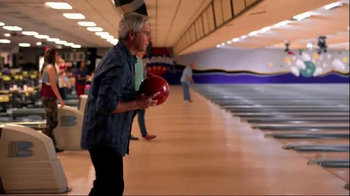 Mitsubishi Electric TV Spot, 'Bowling Alley' Featuring Fred Couples