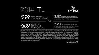 2014 Acura TL-SE TV Spot, 'Best Kept Secret' - Thumbnail 9