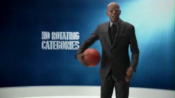 Capital One Quicksilver Card TV Spot, 'No Look Pass' Ft. Samuel L. Jackson - Thumbnail 2