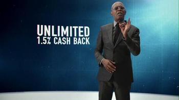 Capital One Quicksilver Card TV Spot, 'No Look Pass' Ft. Samuel L. Jackson - Thumbnail 6