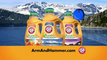Arm and Hammer Clean Scentsations TV Spot - Thumbnail 7