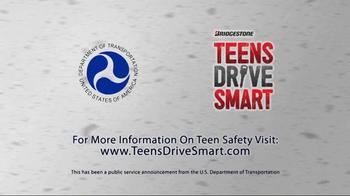 Bridgestone TV Spot, 'Teens Drive Smart'