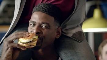 Burger King TV Spot, '2 for $5: NCAA March Madness' Feat. Chris Webber - Thumbnail 8