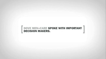 Dove Men+Care TV Spot, 'Decision Makers' Featuring Jay Wright - Thumbnail 3