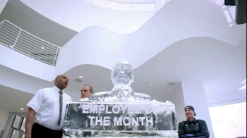 CDW TV Spot, 'Employee of the Month' Feature Charles Barkley - Thumbnail 3