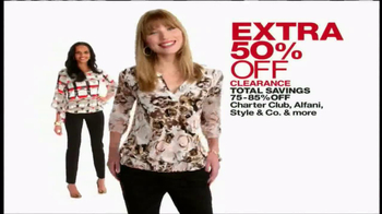 Macy's One Day Sale TV Spot, 'March 2014' - 368 commercial airings