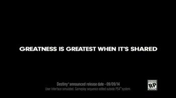 Destiny TV Spot, 'Sharing' - Thumbnail 10