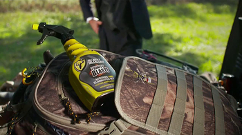 ScentBlocker Trinity Blast TV Spot, 'Suit in a Bottle' - Thumbnail 3