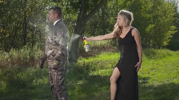 ScentBlocker Trinity Blast TV Spot, 'Suit in a Bottle'