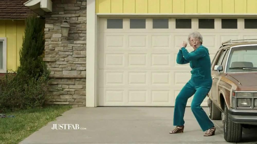 JustFab.com TV Commercial, 'Twerkin' Grandma'