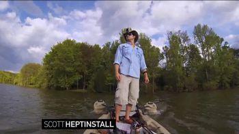 GoPro TV Spot, 'Bass Fishing' Featuring Scott Heptinstall
