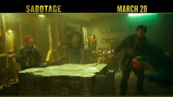 Sabotage - Alternate Trailer 5