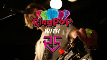 Ring Pop TV Spot, 'Rock that Rock' Featuring R5 - Thumbnail 2