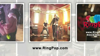 Ring Pop TV Spot, 'Rock that Rock' Featuring R5 - Thumbnail 9