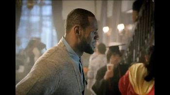 McDonald's Bacon Clubhouse TV Spot, 'The Club' Featuring LeBron James