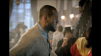 McDonald's Bacon Clubhouse TV Spot, 'The Club' Featuring LeBron James - 180 commercial airings