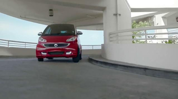 2014 Smart Cars TV Spot, 'Parking Garage' - Thumbnail 1