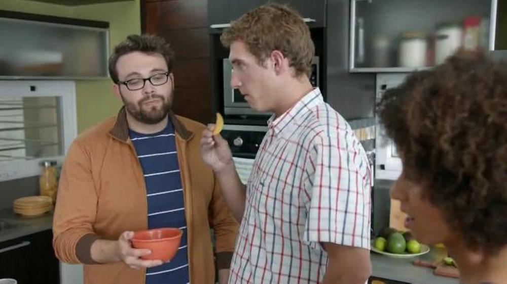 Pringles Tortillas TV Commercial, 'Imaginary Dip'
