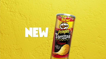 Pringles Tortillas TV Spot, 'Imaginary Dip' - Thumbnail 8