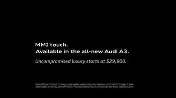 Audi A3 TV Spot, 'MMI Touch' Featuring David Chang - Thumbnail 10