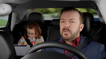 Audi TV Spot, 'Names' Featuring Ricky Gervais - 741 commercial airings