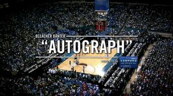 Capital One TV Spot, 'Bleacher Banter: Autograph' Featuring Charles Barkley - Thumbnail 1