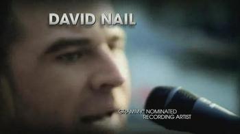 David Nail, 'I'm a Fire' TV Spot - Thumbnail 5