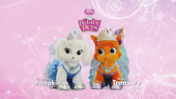Build-A-Bear Workshop TV Spot, 'Disney Princess Palace Pets'