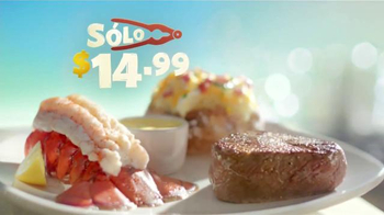 Outback Steakhouse Filete y Langosta TV Spot, 'Los Dos Mundos' [Spanish] - Thumbnail 9