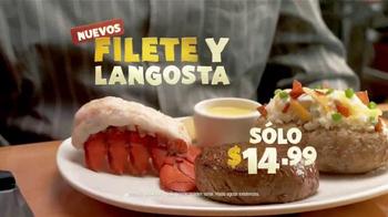 Outback Steakhouse Filete y Langosta TV Spot, 'Los Dos Mundos' [Spanish] - Thumbnail 2