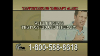 The Sentinel Group TV Spot, 'Testosterone Therapy Alert' - Thumbnail 3