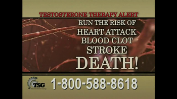 The Sentinel Group TV Spot, 'Testosterone Therapy Alert' - Thumbnail 5