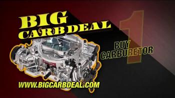 Edelbrock TV Spot, 'Big Carbdeal' - Thumbnail 5