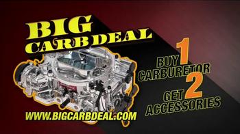 Edelbrock TV Spot, 'Big Carbdeal' - Thumbnail 6