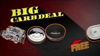 Edelbrock TV Spot, 'Big Carbdeal' - Thumbnail 7