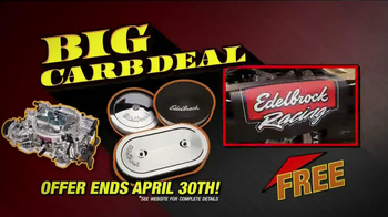 Edelbrock TV Spot, 'Big Carbdeal' - Thumbnail 8