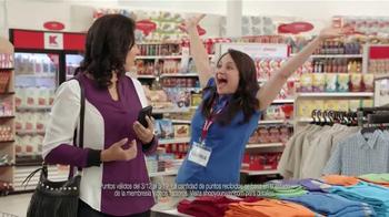 Kmart TV Spot, 'Sorpresa' [Spanish] - 20 commercial airings
