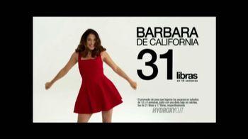 Hydroxy Cut TV Spot, 'Vive: Barbara' [Spanish] - 591 commercial airings