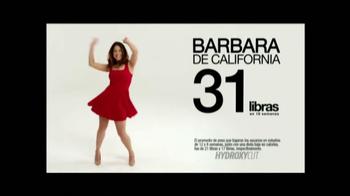 Hydroxy Cut TV Spot, 'Vive: Barbara' [Spanish] - Thumbnail 5