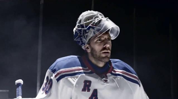 Fast Acting Advil TV Spot, \'Rhino\' Featuring Henrik Lundqvist